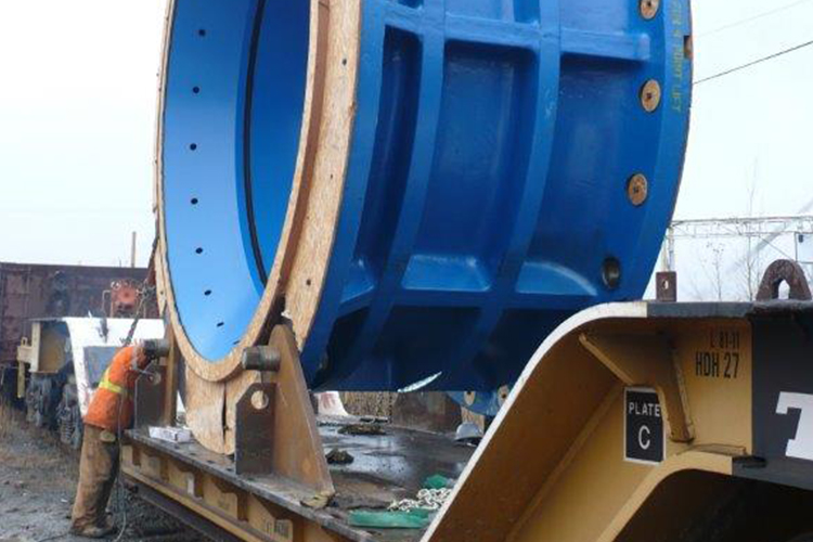 Crusher System for Gold Mine in Northern Ontario