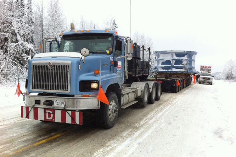 Crusher System to Northern Ontario